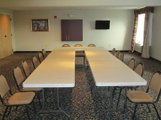 Holiday Inn Express Hotel and Suites Richland: Meeting Room