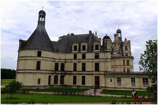 Château de Chambord : construcción super