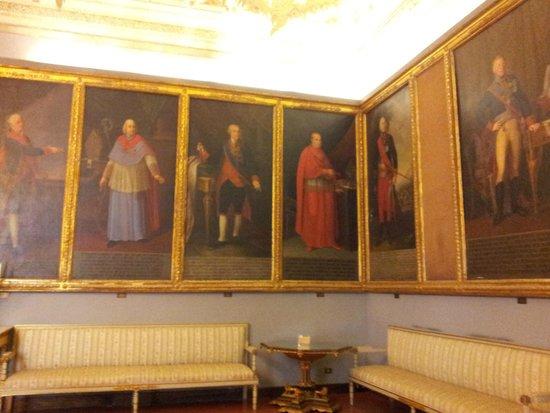Palazzo dei Normanni: Sala dei Vicerè