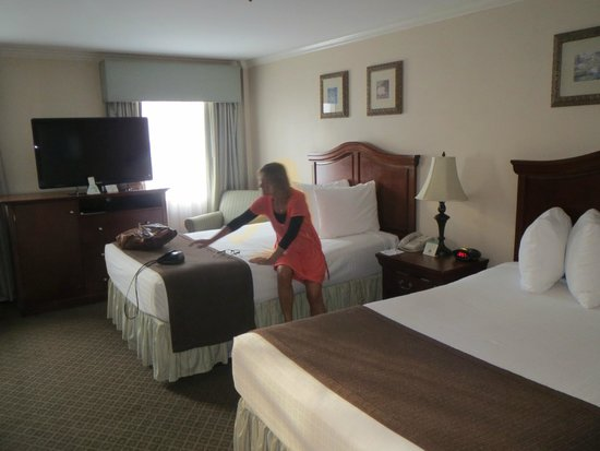 Best Western Plus French Quarter Landmark Hotel: Værelse
