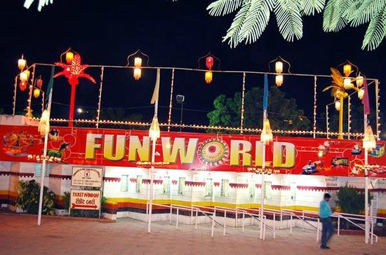 ‪راجكوت, الهند: Fun world in rajkot‬