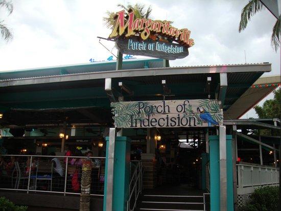 Universal CityWalk: Familiar top-name restaurants