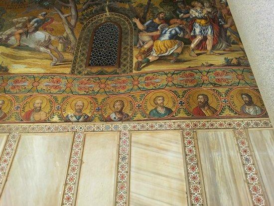 Palais des Normands (Palazzo dei Normanni) : decorazione