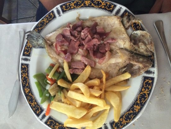 Casa Raimundo SL.: Trucha a la genovesa