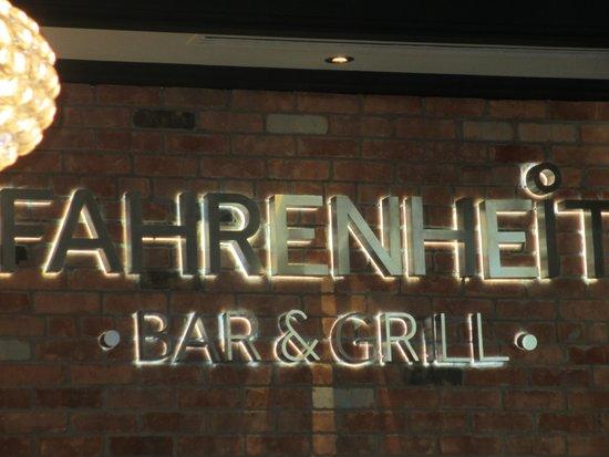 Fahrenheit Restaurant in Genting Casino : Fahrenheit Restaurant