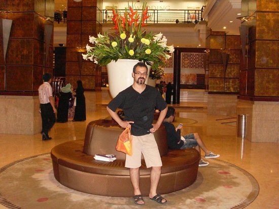 Grand Seasons Hotel : Lobby