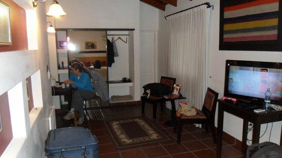 Delvino Boutique Hotel: Habitación
