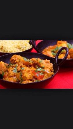 Royal Tandoori: Chicken balti