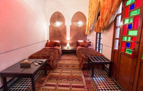 Riad Noujoum Medina: Suite