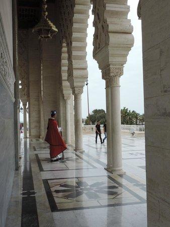 Mausoleum Mohammed V.: Mausoleo Mohamed V