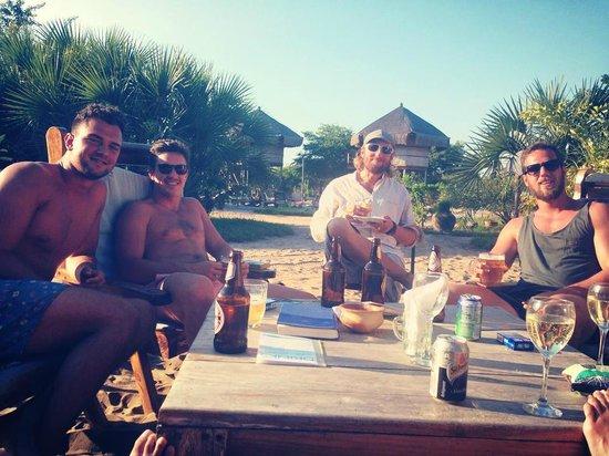 Marimba Secret Gardens : Beers with Marcel