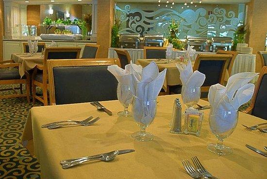Holiday Inn Ft. Lauderdale Airport: Cafe Aquatica Restaurant