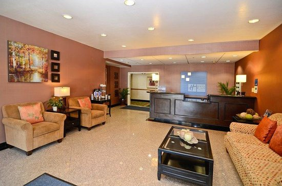 Holiday Inn Express Mira Mesa: Hotel Lobby