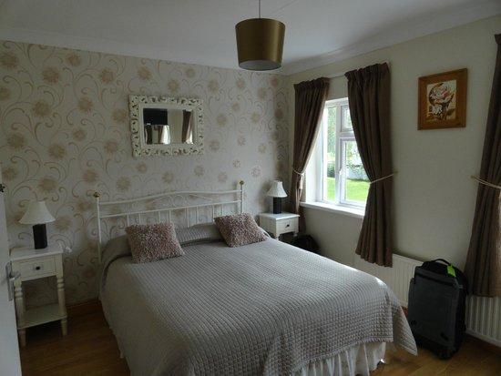Briar Lodge: Room 1