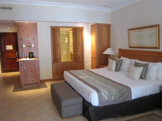 Maritim Resort & Spa Mauritius : our room