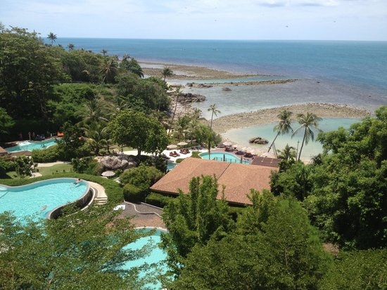 ShaSa Resort & Residences, Koh Samui: View from the room