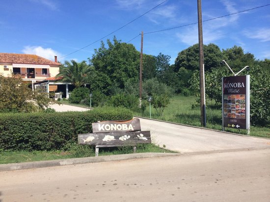 Konoba Micic: Entrance