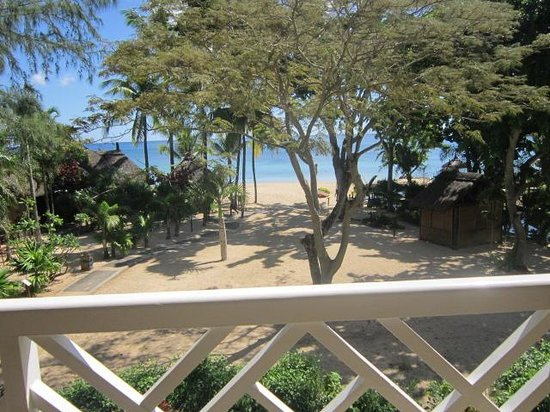 Maritim Resort & Spa Mauritius: the view from our room