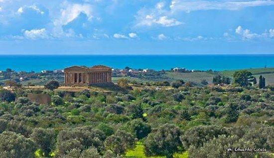 Villa Romana Hotel : Valle dei Templi - Tempio della Concordia