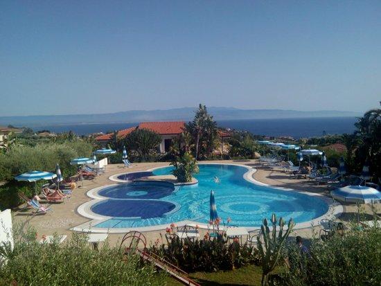 Hotel Il Gattopardo: Veduta piscina