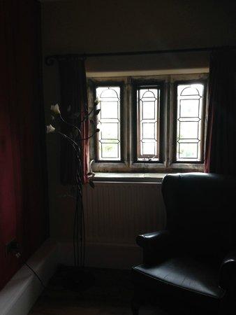 Stirk House Hotel: bedroom window