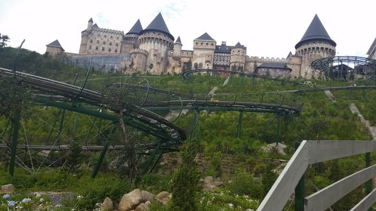 Ba Na Hills Mountain Resort: Ba Nah mountain resort