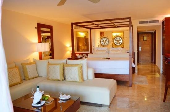 Excellence Playa Mujeres: the suite