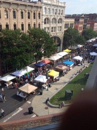 Troy Waterfront Farmers' Market