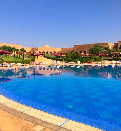 Marrakech Ryads Parc & Spa : Hotel