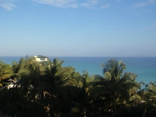 Melia Las Americas: view