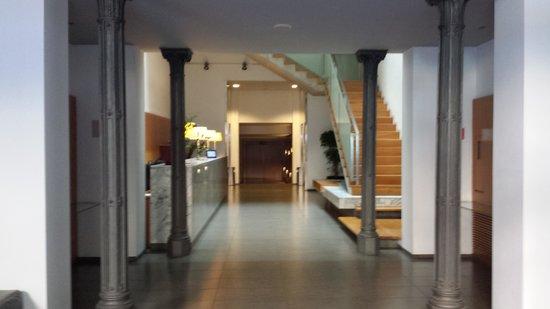 Onix Rambla Hotel: ホール