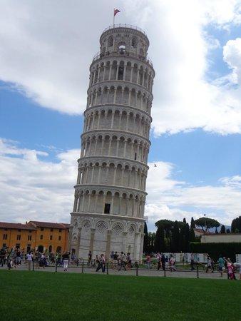 La tour de Pise (Campanile) : La tour