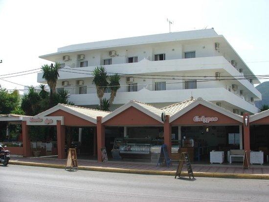 Sunrise Apartments Ipsos
