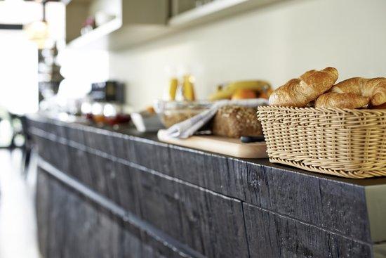 Mein Inselglueck: Inselbistro - Frühstücksbuffet