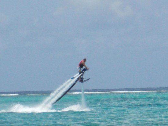 White Sand Water Sports: Jetavator