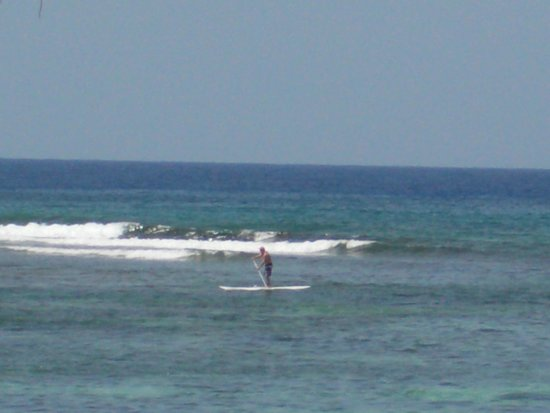 White Sand Water Sports: Paddleboarding