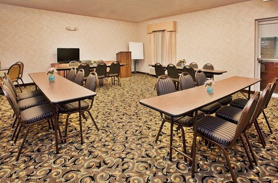Holiday Inn Express Hotel & Suites Hannibal: Meeting Room