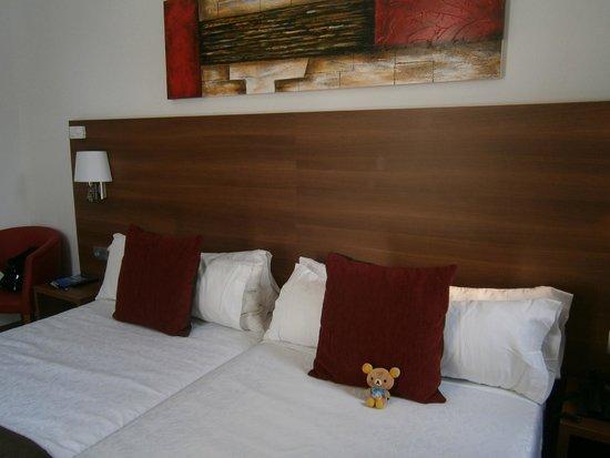 Hotel Auto Hogar: Schöne weiche und bequeme, große Betten