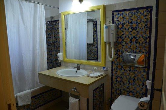Hotel Diar Lemdina : Badkamer