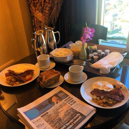 Venetian resort hotel casino breakfast poker after dark cash game rules