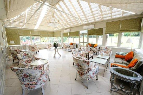 Pendley Manor Hotel Pea Lounge