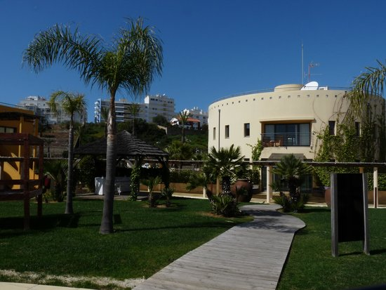 Tivoli Marina Portimao: façade de l'hôtel