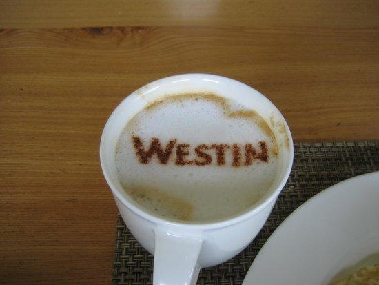 Westin Gurgaon, New Delhi: 朝食
