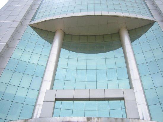 Westin Gurgaon, New Delhi: 外観