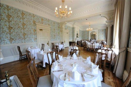 Pendley Manor Hotel: Oak Room