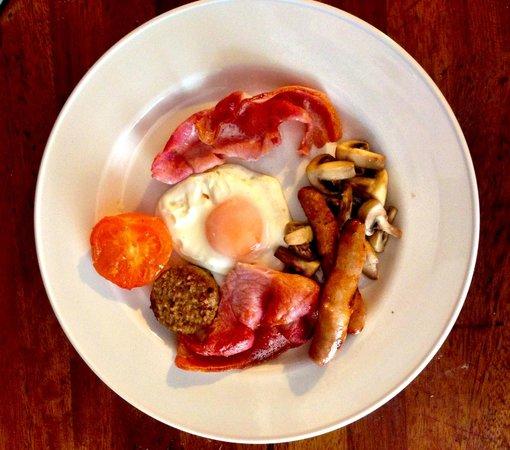 The Ante Room: Full Irish Breakfast