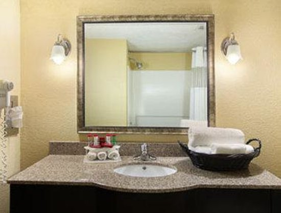 Ramada La Vergne: Bathroom