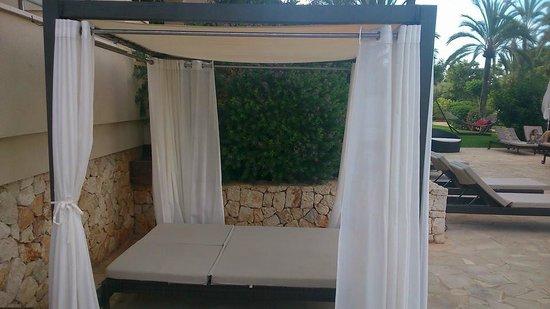Protur Biomar Gran Hotel & Spa : Beds
