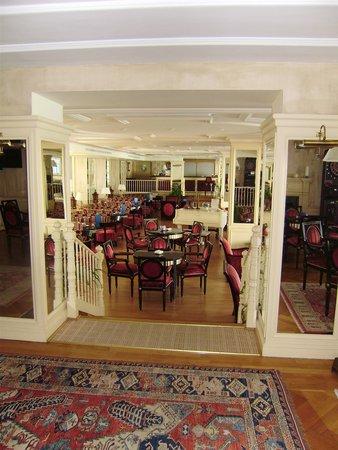 Los Monteros Spa & Golf Resort GL : bar area