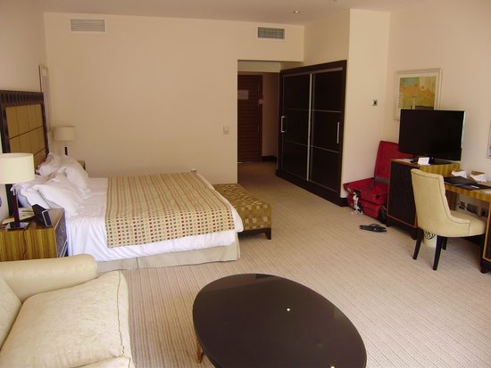 Los Monteros Spa & Golf Resort GL : our room